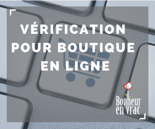 verification boutique en ligne