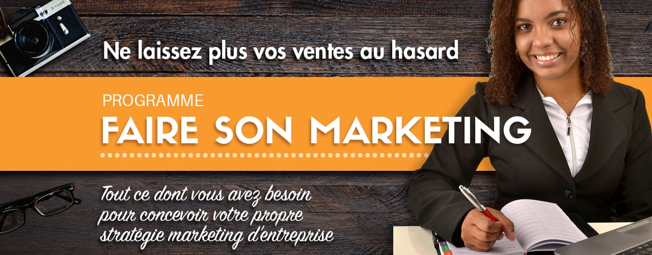 Faire son marketing