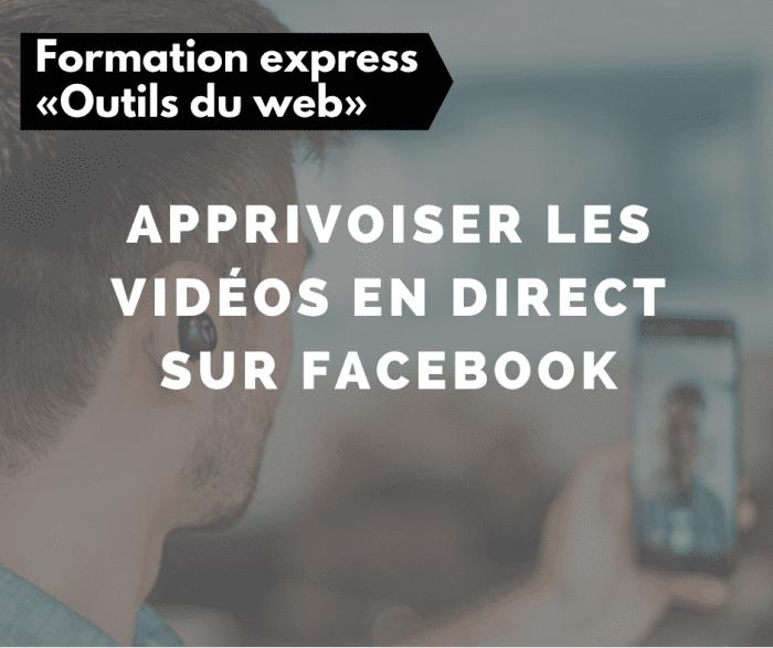 Formation Vidéos en direct